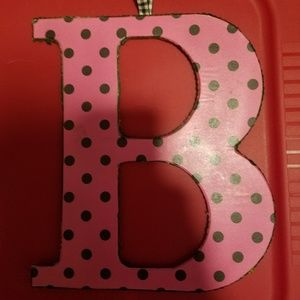 Other - Letter B
